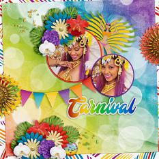Carnival Layout
