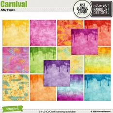 Carnival Artsy Papers