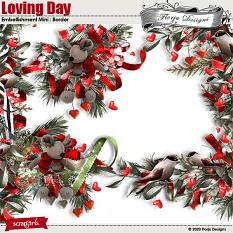 layout using Loving Day Value Pack by Florju Designs