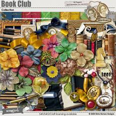 The Book Club Collection by Silvia Romeo