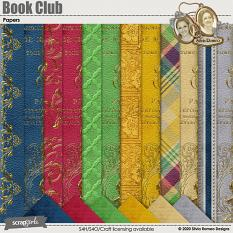 The Book Club Papers by Silvia Romeo
