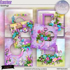 Easter Album by BeeCreation