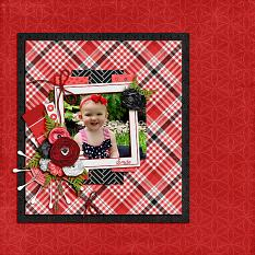 CT Layout using Paint Chips: Candy Apple