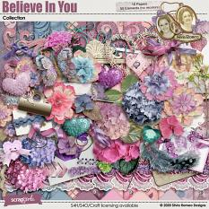 Believe In You Collection by Silvia Romeo