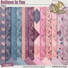 Believe In You Papers by Silvia Romeo