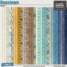 Boystown Papers