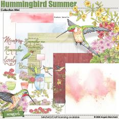 Hummingbird Summer Collection Mini
