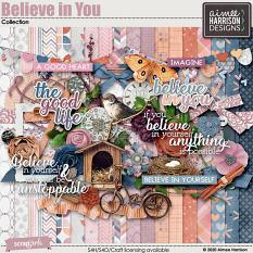 Believe in You Collection