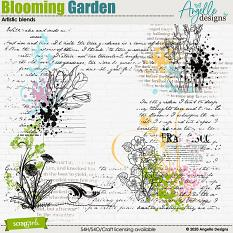 Blooming Garden Collection (with FREE Artistic Blends)