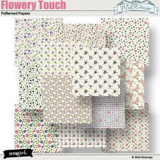 Flowery Touch Patterns