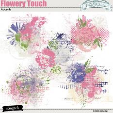 Flowery Touch Accents