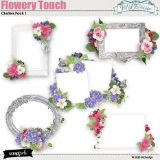 Flowery Touch Clusters