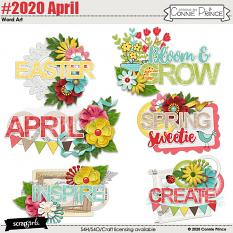 #2020 April by Connie Prince