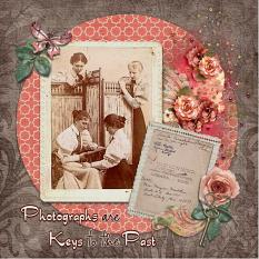 Antique Gardens Layout by Laura
