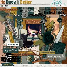 He Does it better Collection