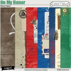 On My Honor by Connie Prince