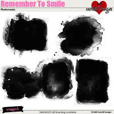 ScrapSimple Digital Layout Collection:Remember to Smile