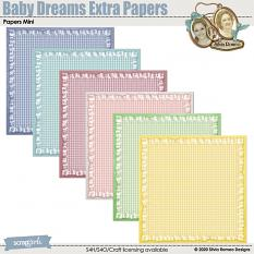Baby Dreams Extra Papers by Silvia Romeo