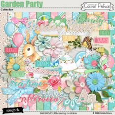 Garden Party by Connie Prince