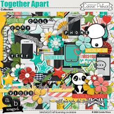Together Apart by Connie Prince