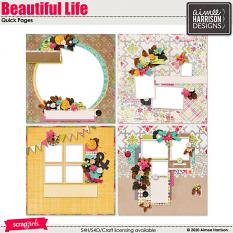 Beautiful Life Quickpages