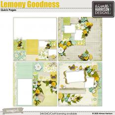 Lemony Goodness Quickpages