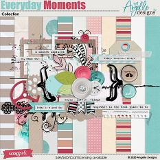 Everyday Moments Collection by Angelle Designs