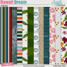Hawaii Dream Collection by Angelle Designs