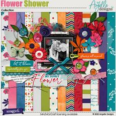 Flower Shower Collection by Angelle Designs