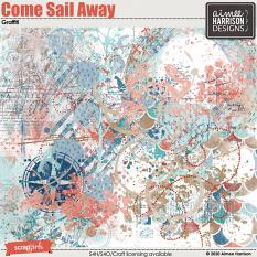 Come Sail Away Graffiti