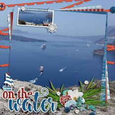 Come Sail Away Layout