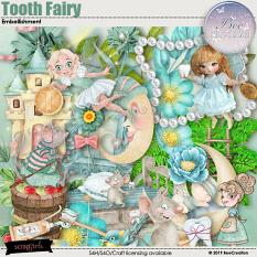 Tooth Fairy Embellishment by BeeCreation