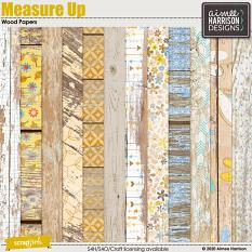 Measure Up Wood Papers