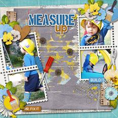Measure Up Layout