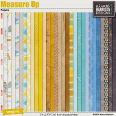 Measure Up Paper Pack