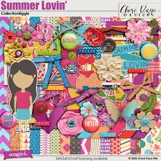 Summer Lovin' Collection Biggie by Chere Kaye Designs