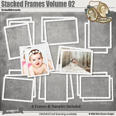 Stacked Frames Volume 02 by Silvia Romeo
