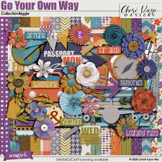Go Your Own Way by Chere Kaye Designs