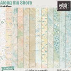 Along the Shore Blended Papers