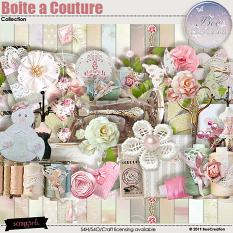 Boite a Couture by BeeCreation