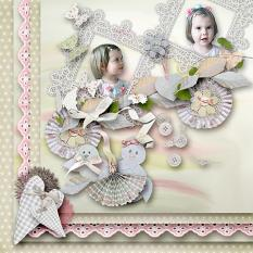 layout using Boite a Couture by BeeCreation