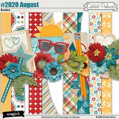 #2020 August by Connie Prince