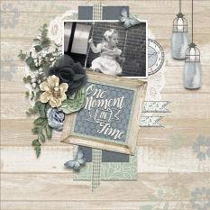 Layout by Rachelle
