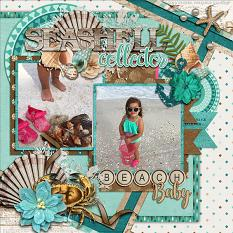 CT Layout using It Takes Two Volume 20 12x12 Templates by Connie Prince