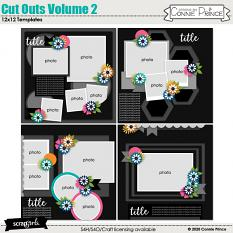 Cut Outs Volume 2 by Connie Prince