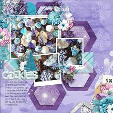 CT Layout using Cut Outs Volume 2 by Connie Prince
