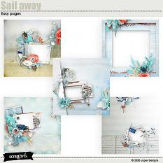 Sail away 1 Easy pages