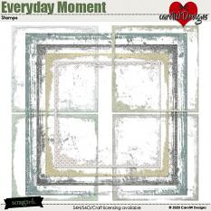 ScrapSimple Digital Layout Collection:Everyday Moment
