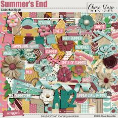 Summer's End Collection Biggie by Chere Kaye Designs