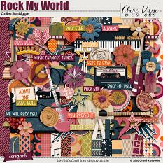 Rock My World Collection Biggie by Chere Kaye Designs